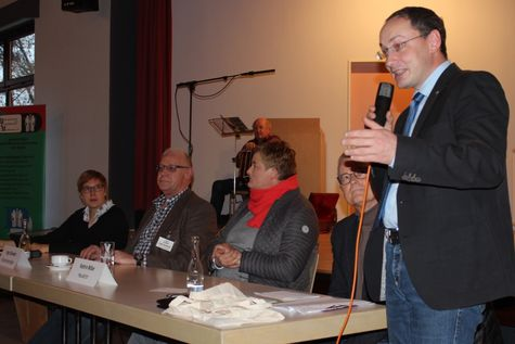 Grebenhains Bürgermeister Sebastian Stang